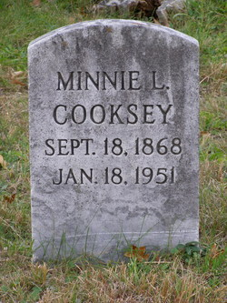 Minnie L Cooksey