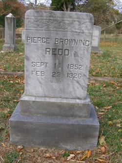 Pierce Browning Redd