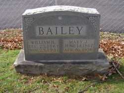 Mary J Bailey