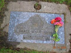 Grace Marie <i>Gibson</i> Adams