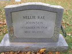 Nellie Rae Johnson