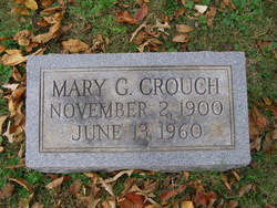 Mary G. Crouch