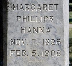 Margaret <i>Phillips</i> Hanna