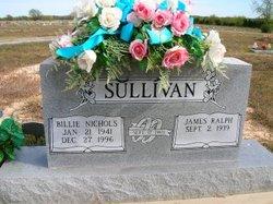 Billie <i>Nichols</i> Sullivan