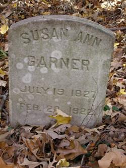 Susan Ann Garner