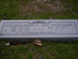 Huston Howard Hawkins, Sr