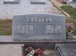 Anna M <i>Nickel</i> Bartel