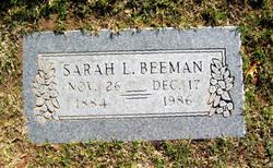 Sarah <i>McCulloch</i> Beeman