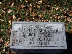 Joseph G Bernhard