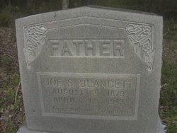 Joe S Blancett