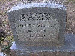 Albert Y Whiteley