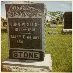 Mary Elizabeth <i>Crow</i> Stone