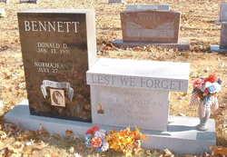 Dean Randall Bennett