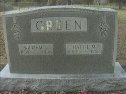 Hattie M Green
