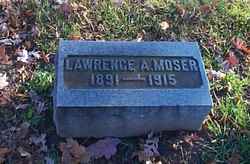 Lawrence Andreas Moser