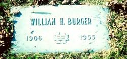 William Henry Burger
