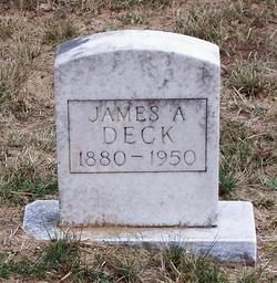 James Andrew Deck