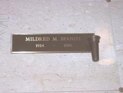 Mildred <i>Hebert</i> Spaniel