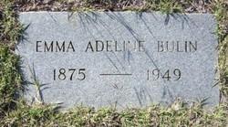 Emma Adyline <i>Stroud</i> Bulin