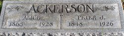 Peter J. Ackerson