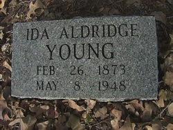 Ida <i>Aldridge</i> Young