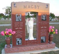 Jackie Dee Magby