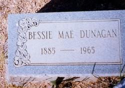 Bessie Mae <i>Spaw</i> Dunagan
