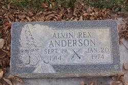 Alvin Rex Anderson