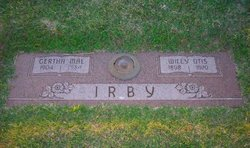 Wiley Otis Irby