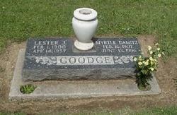 Mollie Myrtle <i>Morrill</i> Goodge