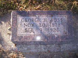 George Henry Boss