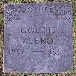 Goldie Albro