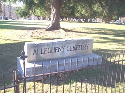 Allegheny Church Cemetery