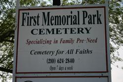 First Memorial Park Cemetery