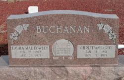 Laura Mae <i>Cowley</i> Buchanan