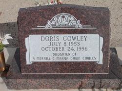 Doris Cowley