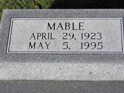 Mable <i>Eldridge</i> Craig