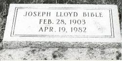 Joseph Lloyd Bible