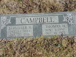 Thomas H Campbell