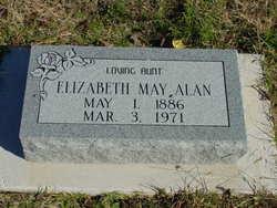 Elizabeth May Alan
