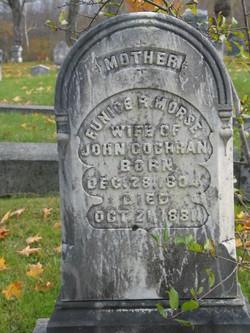 Eunice R. <i>Morse</i> Cochran