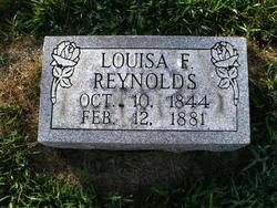 Louisa F. <i>Overman</i> Reynolds