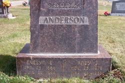 Evelyn <i>Erickson</i> Anderson