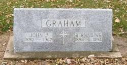 Bernadine J <i>Huguet</i> Graham