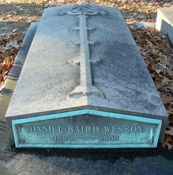 Daniel Baird Wesson
