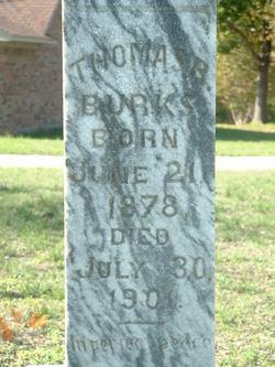Thomas R. Burks