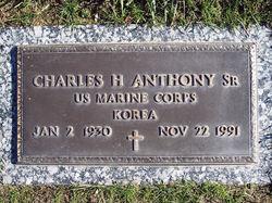 Charles Henry Anthony, Sr