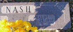 Maude Nash
