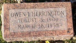 Owen T Herrington