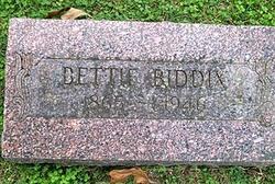 Bettie Biddix